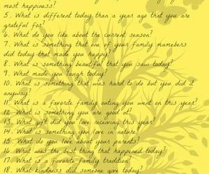 gratitude, journal, and list image