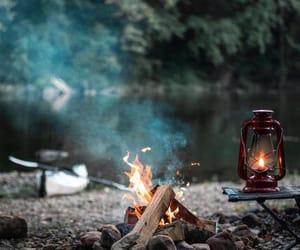 camp and camping image