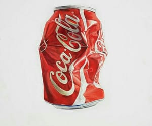 aesthetic, can, and coke image