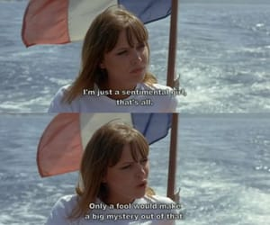 pierrot le fou, quotes, and anna karina image