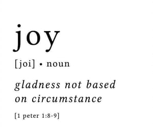 definition, joy, and positive image