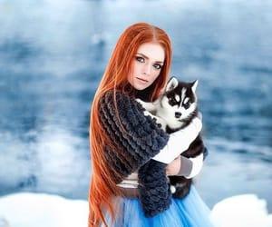 redhair, ekaterina bulavina, and hair image