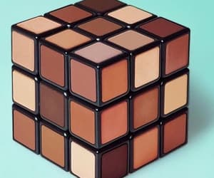 colors and rubik's cube image