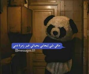 arabic, ﻋﺮﺑﻲ, and مبعثرات image
