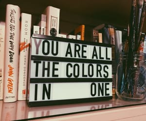 colors, quote, and quote aesthetic image