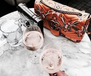 fashion, drink, and gucci image