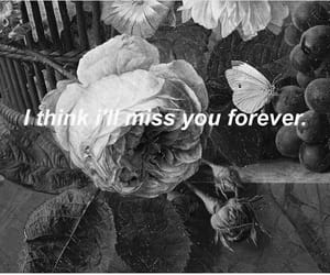 forever, i miss you, and sad image
