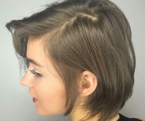 beauty, hair, and hair style image