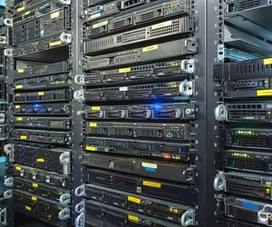 article, dedicated server, and dedicated hosting image