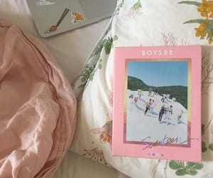 Seventeen, aesthetic, and pink image