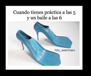 humor and swimming image