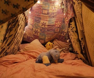 blanket fort and little space image