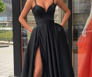 aesthetic, dress, and dresses image