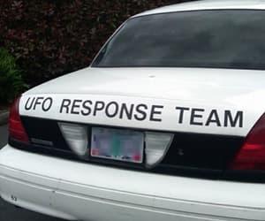 aesthetic, theme, and ufo image