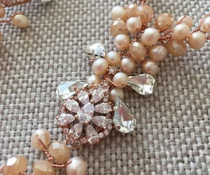 etsy, pearl anklets, and zircon jewelry image