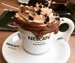 coffee, nescafe, and coffee lover image