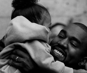 north west, kanye west, and West image