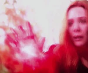 Avengers, gif, and vision image