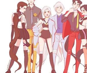 anime, sailor moon, and seiya kou image