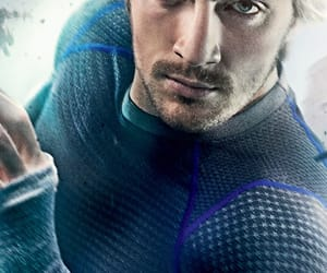 comic, Marvel, and quicksilver image