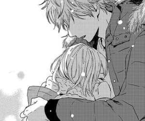 shoujo, manga, and orange image