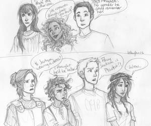 percy jackson, frank, and Reyna image