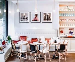 art, bohemian, and cafe image