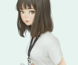 girl, mangagirl, and animegirl image