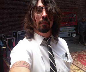 dave, dave grohl, and foo fighters image
