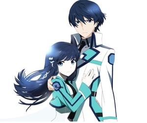 anime, kawaii, and high school image