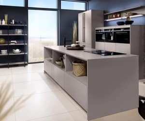 dream kitchen, kitchen appliances, and solid woods worktops image