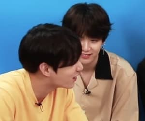 interview, stare, and yoonkook image