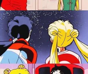 usagi tsukino, serena tsukino, and sailor starlights image