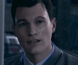 Connor, gif, and Hank image