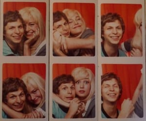 scott pilgrim, couple, and michael cera image