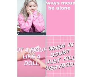 pink, jooe, and momoland image