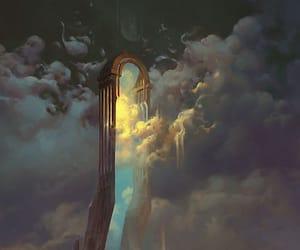 fantasy, angel, and art image