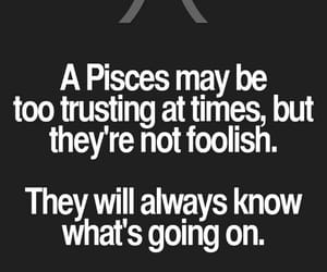 pisces and horoscope image