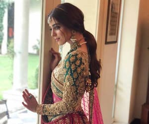 bridal wear and traditional dress image