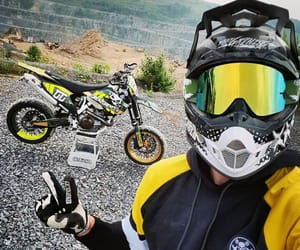 life, motocross, and new image