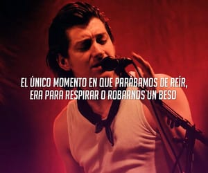alex turner, arctic monkeys, and banda image