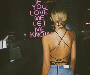 quotes, blonde, and neon image