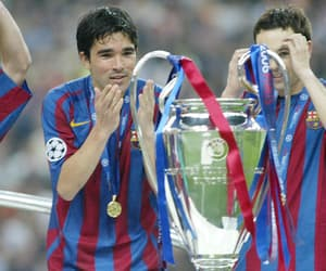 champions league, fc barcelona, and deco image