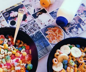 breakfast, cereals, and delicious image