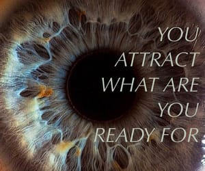 attraction, eyes, and passion image