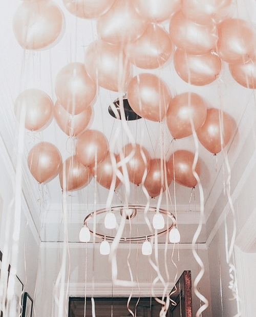 article, balloons, and 100k image