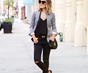 ballet flats, chic, and inspiration image