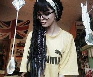 bangs, braids, and dreadlocks image