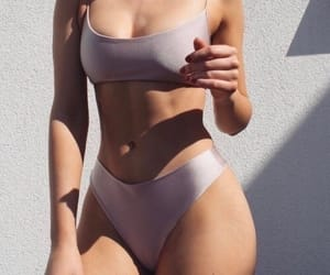 beach, body, and swimsuits image