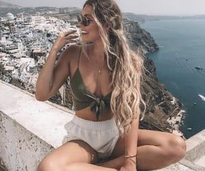 girl, inspiration, and Greece image